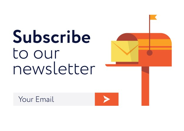 Subscribe to our newsletter - cover image
