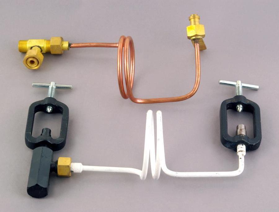 Распределительная батарея баллонов высокого давления BL.44 и BL.45 BP.44 и BP.45
