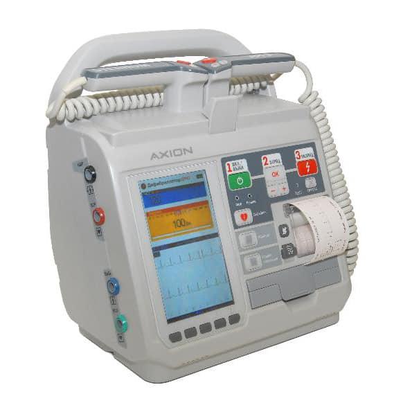 Дефибриллятор-монитор ДКИ-Н-11 «Аксион»