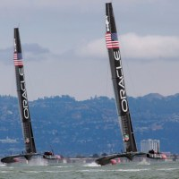 America's Cup: Cheating scandal docks Oracle Team USA two races before main event starts Saturday