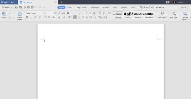 free microsoft office alternative