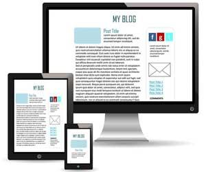 je eigen blog starten