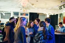 2015 festival . Photo by Mel Hattie