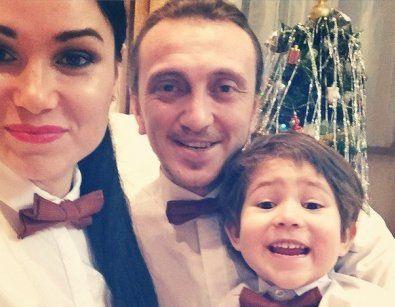 Дорохов Денис с женой и детьми фото