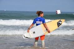Swatch Girls Pro surf