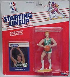 Larry Bird 1988 Nba Basketball Starting Lineup Figures