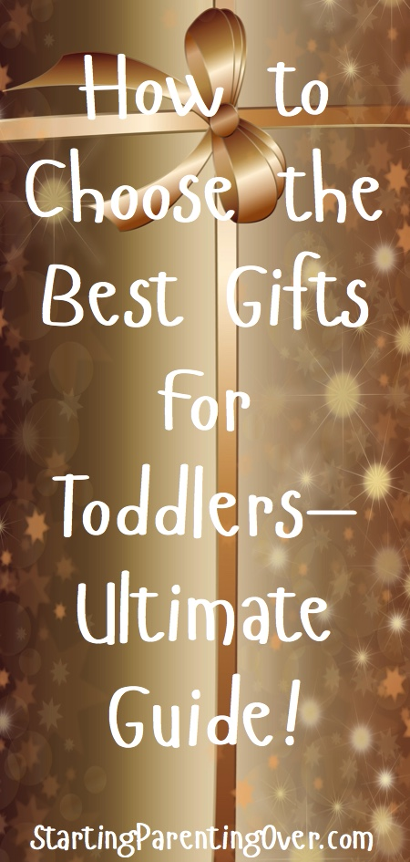 Your one-stop shop for the best gifts for toddlers. Toys for any interest, and also great non-toy ideas.