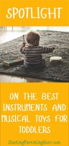 Instruments and musical toys for toddlers are so important for the development of little ones! There are high quality musical instruments for toddlers to start learning the basics of how music is made. And the best musical toys for toddlers will inspire them to move and groove, stimulate their brain, and maybe even grow their vocabulary in the process.