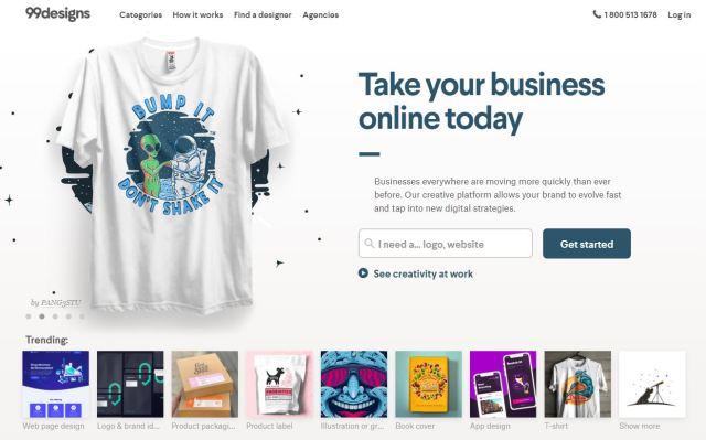 Печелене на пари онлайн като графичен дизайнер