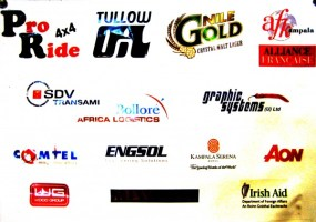 Sponsors of Serena Art Exhibition 2010.