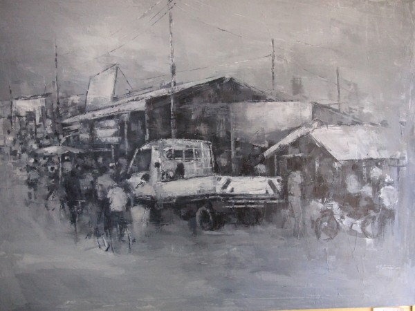 Shifts in Ugandan Art: From a rooted symbolism to philosophy as