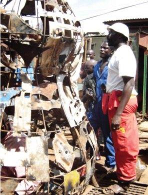 Mujunga Henry and Segah, 2006
