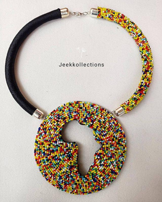 Judith Kokuletage of Jeek Kollections