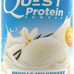 Quest Protein Milk Shake