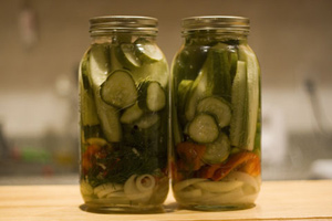 keto snack pickles