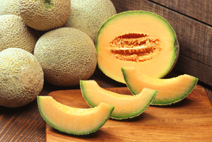 Carbs in Cantaloupe