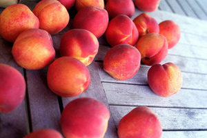 Low Carb Diet Peaches