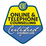 Certified online & telephone Counsellor