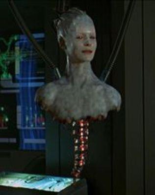 Borg Queen.
