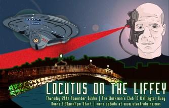 Locutus Night Gallery