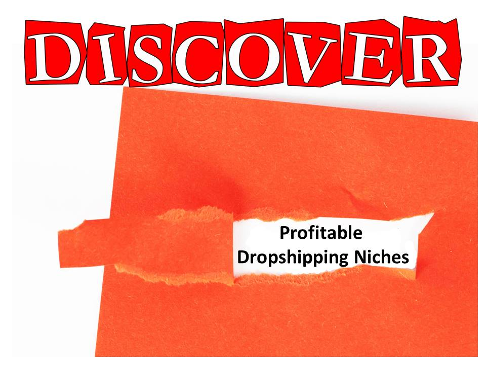 discover profitable dropshipping niches