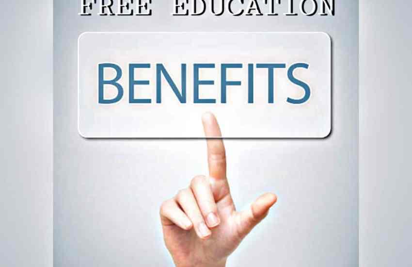 Free Education Benefits