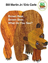 Brown Bear, Brown Bear What Do You See - Importance of Bedtime Reading for Kids
