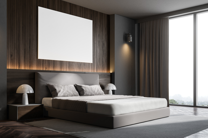 How To Create The Ideal Bedroom For Better Sleep Start