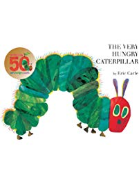The Very Hungry Caterpillar - Importance of Bedtime Reading for Kids