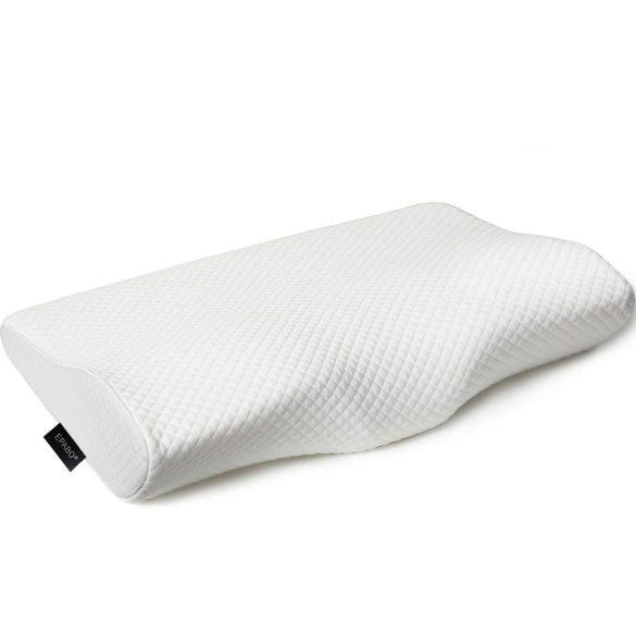 Epabo Contour Memory Foam Pillow - Best Pillows for Back Sleeping