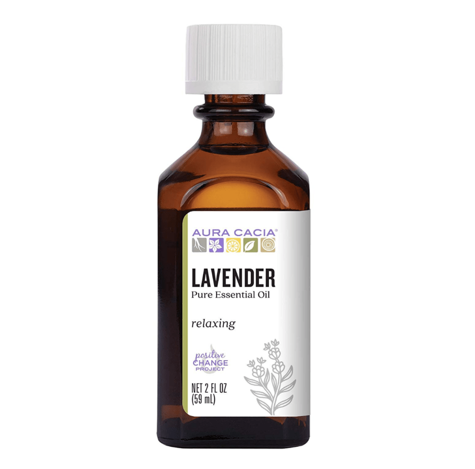Aura Cacia Lavender best essential oil for sleep