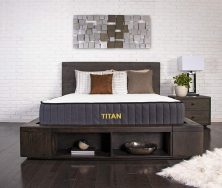 TitanFlex - Best Mattresses for Heavy People
