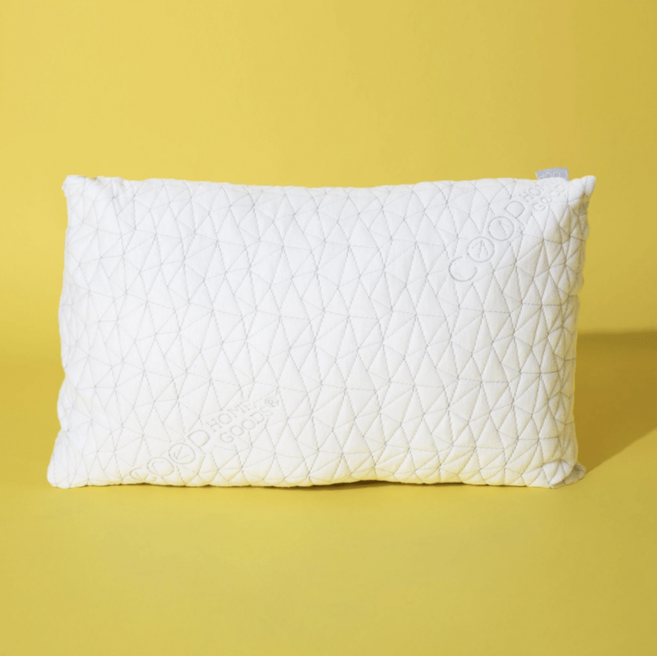 Coop Home Goods Adjustable Memory Foam Pillow - Best Pillows for Neck Pain