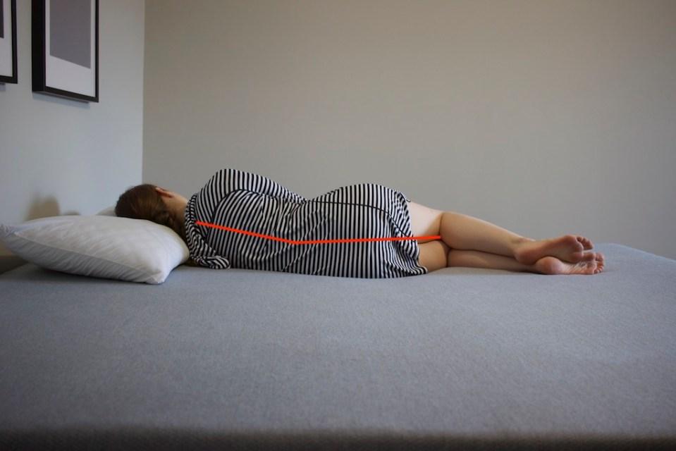 Side Sleeping 125 Pounds - Zoma Mattress Review