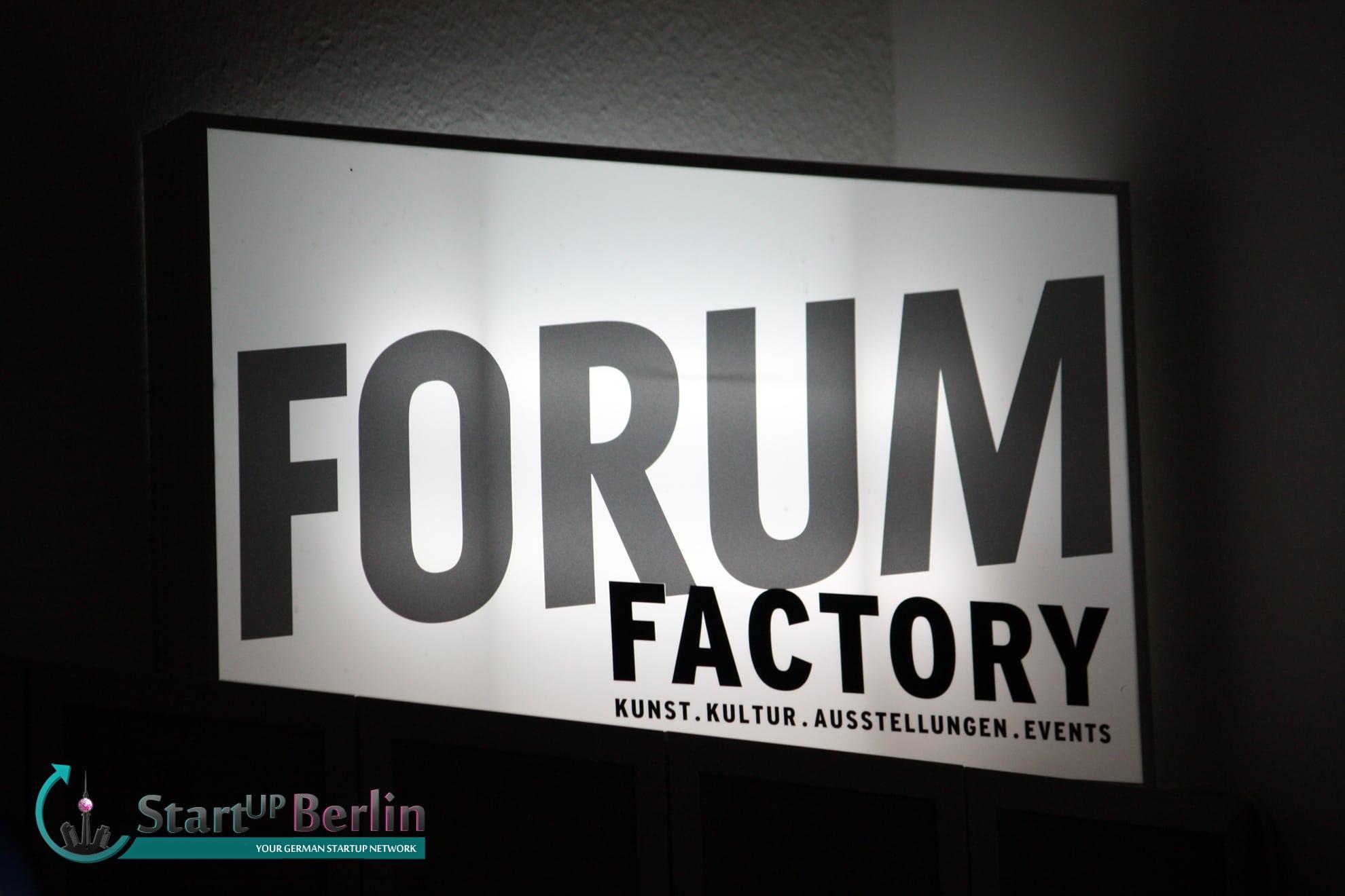 StartUP Berlin Event #03 Fotos
