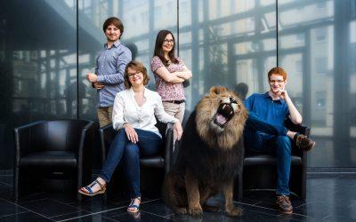Wenn Bienen auf Löwen treffen – Studybees in der Höhle der Löwen