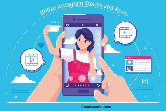 Instagram Stories and Reel for business