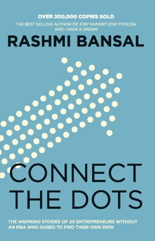 Connect the Dots - Startup Archive - Books For Indian Entrepreneurs