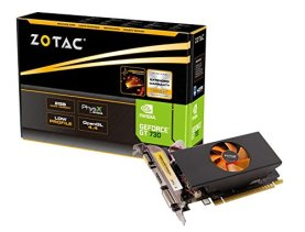 Resources Used at Startup Archive - GPU - Zotac Nvidia GT 730 2GB DDR5 PCI-e Graphics Card