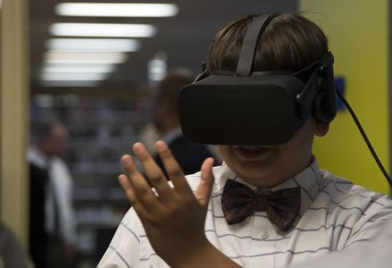 VR AR in Dublin