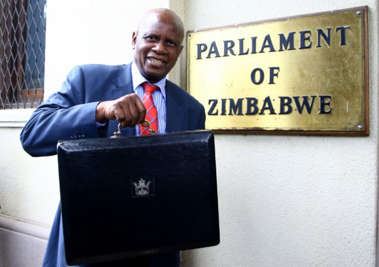 Zimbabwe 2018 National Budget PDF
