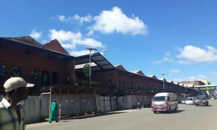 Old Mutual Eastgate Market SME Complex to open soon