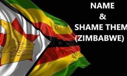 Name and Shame them Zimbabwe (Facebook Group)