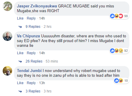 Mugabe was better