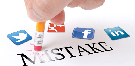 The mistakes you're making in Social Media Marketing