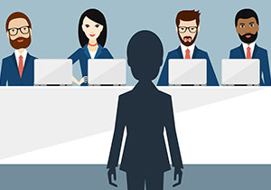 The right way to interview candidates when recruiting new members