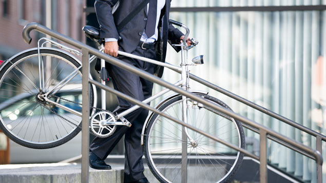 Get paid for cycling to work, Artificial Intelligence developments and 5G