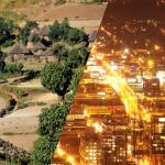 Rural vs. Urban Life In Zimbabwe