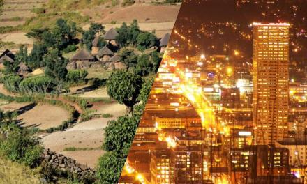 Rural vs. Urban Life In Zimbabwe