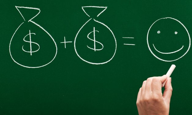 Does more money make you happier?